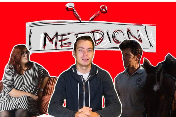 """Meediasüsti noortetelevisioon """"Meedion"""""""