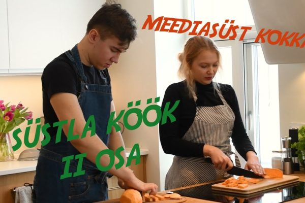 Süstla köök - Meediasüst