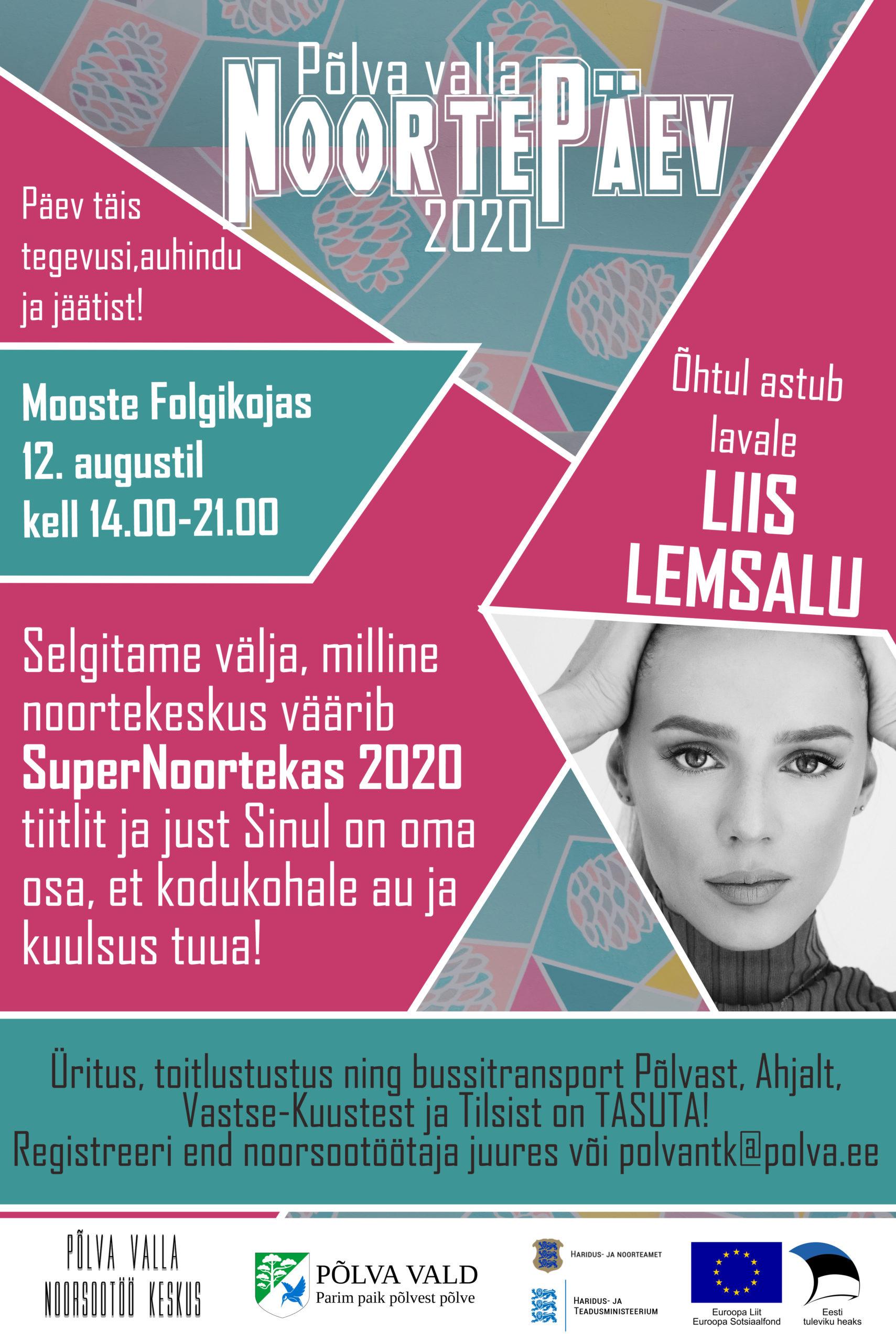 Põva valla noortepäev 2020